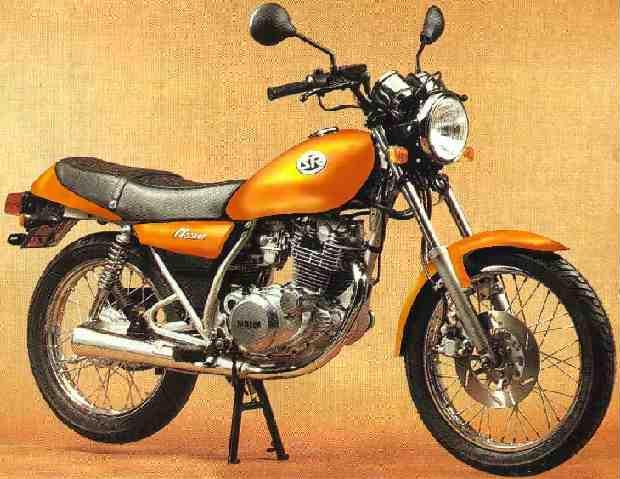 Yamaha SR250 Club